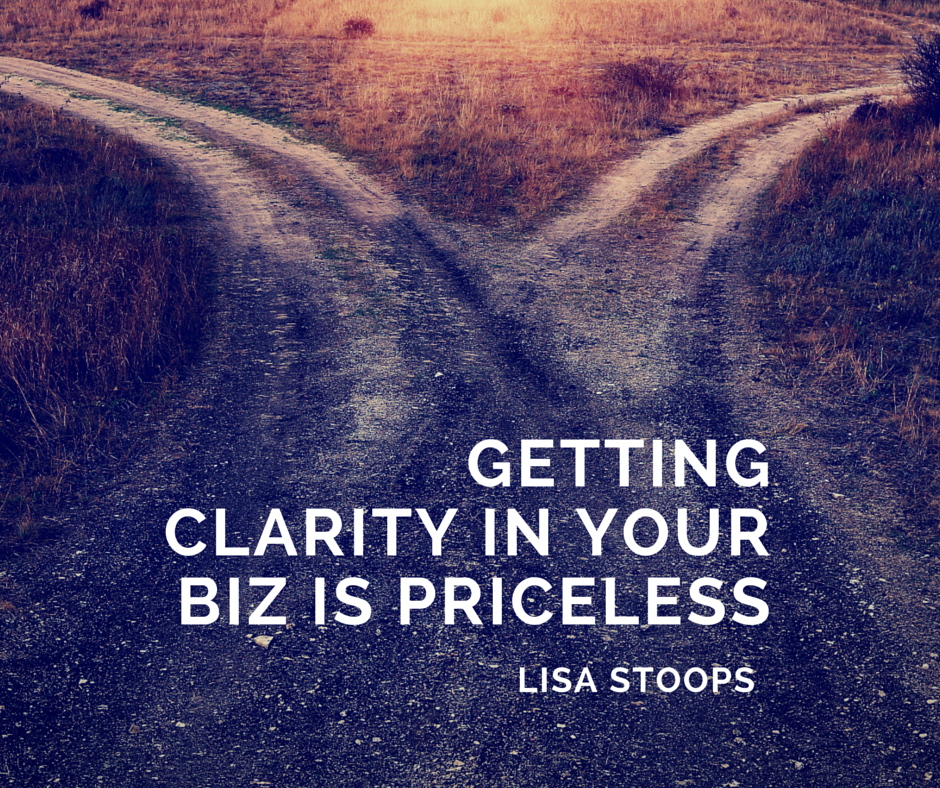 Why Clarity Is Critical To Biz Success